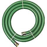 JGB Enterprises A007-0966-0020 Eagle Orange//Clear Suction and Discharge Hose Aluminum Type C and E Cam Locks 70 psi Working Pressure PVC 6 x 20