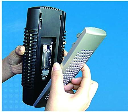 ECO-DE Purificador de Aire Doméstico con Filtro True HEPA para la ...