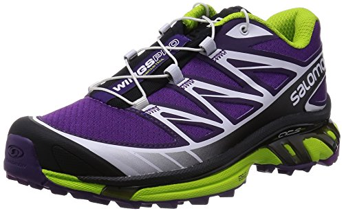 Salomon Women s Wings Pro All Terrain Trail-Running Shoe