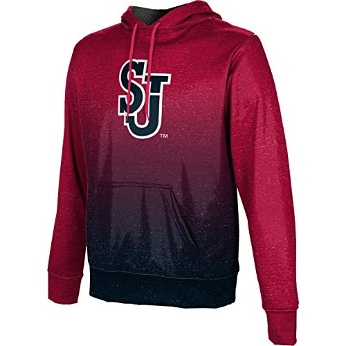 nice ProSphere ST. Johns University Boys' Hoodie Sweatshirt - Ombre get discount