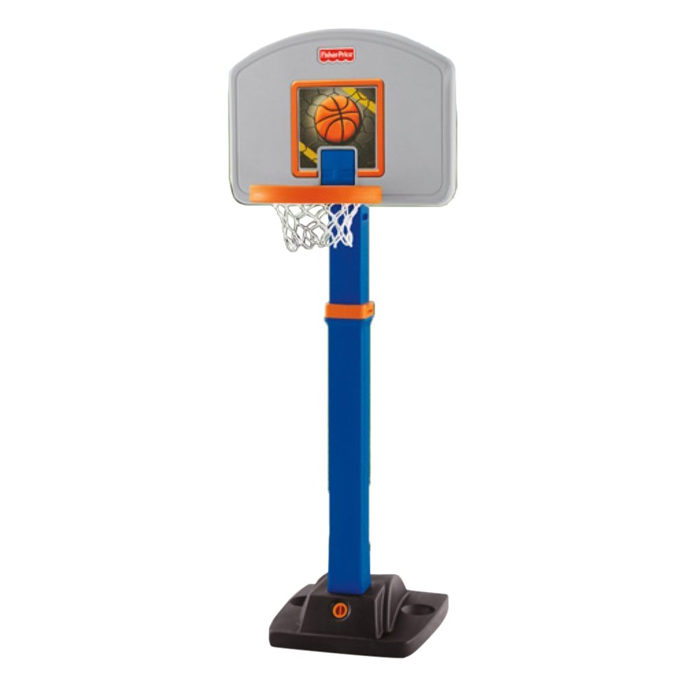 Grow to Pro Basketball Hoop