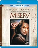 Misery (Two-Disc Blu-ray/DVD Combo in Blu-ray Packaging)
