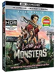 Love & Monsters (4K Uhd/Blu-Ray)