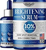 Best Body Lotion To Fade Age Spots - Brightening Serum - Dark Spot Corrector for Face Review