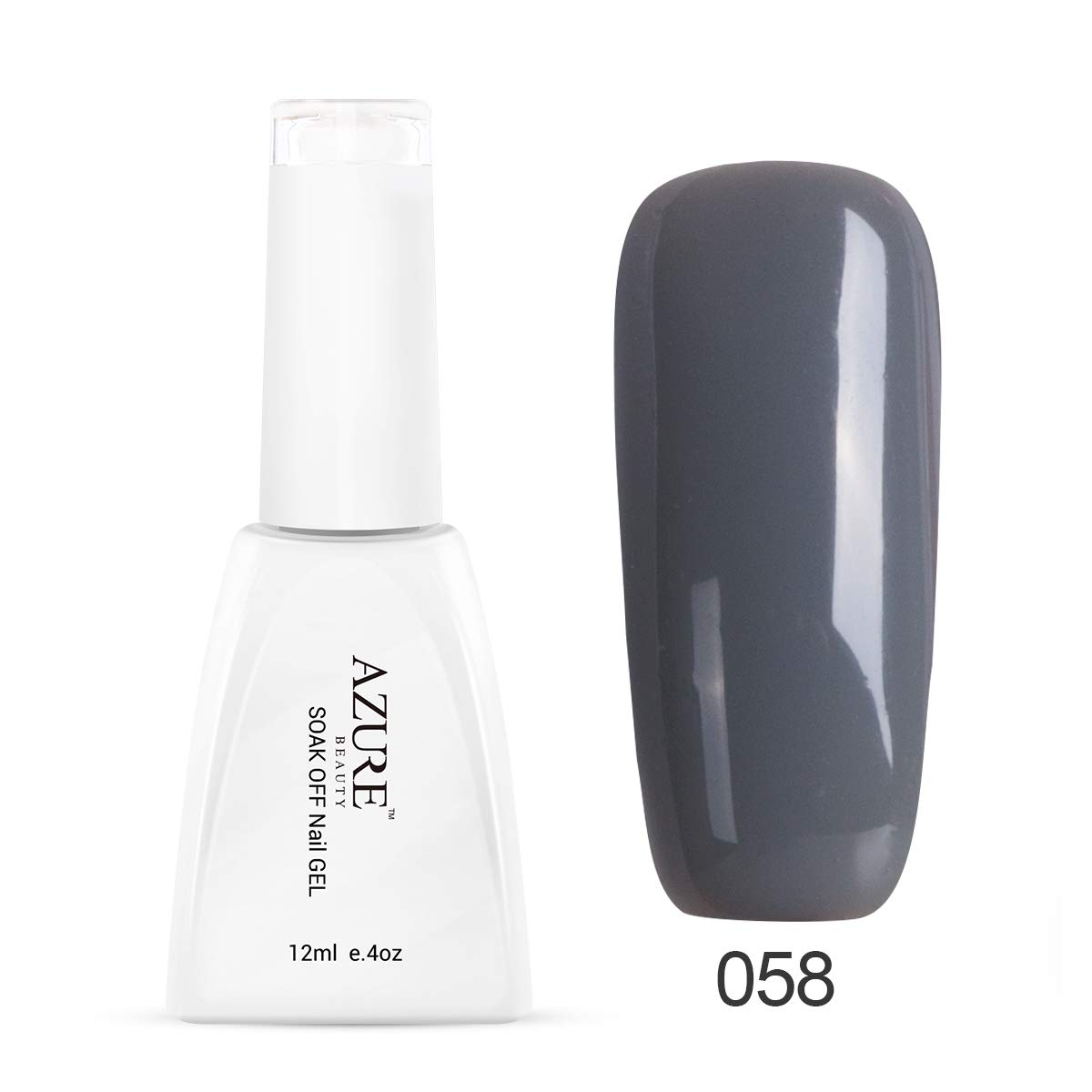 Azure Beauty Gel Polish 12ml Guangzhou seedear trade co. ltd.