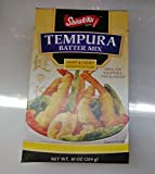 Shirakiku Tempura Batter MIX Light and Crispy Pack of Two 10 Oz a Pack