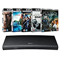 Samsung 4K Player + 5 UHDs (Limited Edition Zoom Exclusive Hardware Bundle) [UHD]