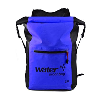 Fashionable Design 25l Men Women Waterproof Outdoor Travel Sports Swimming Backpack Ultra Lightweight Pvc Backpack Camping & Hiking Climbing Bags