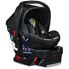 The B Safe 35 Infant Car Seat is engineered with Britax's top safety technologies. The rear facing seat features a layer of side impact protection and the patented SafeCell Impact Protection System includes a steel frame and energy absorbing ...