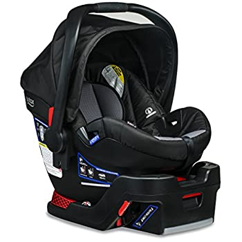 Image of Baby Britax B-Safe 35 Infant Car Seat - 1 Layer Impact Protection, Ashton