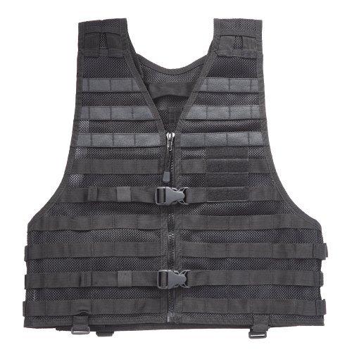 5.11 Load Bearing Vest (Black 4 X-Large) [並行輸入品]   B06XFXN1TW