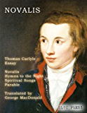 Novalis Including Hymns to the Night