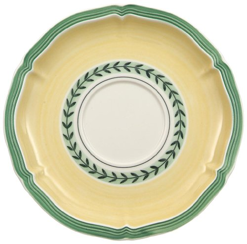 (Villeroy & Boch French Garden Fleurence Breakfast/Soup Cup Saucer)