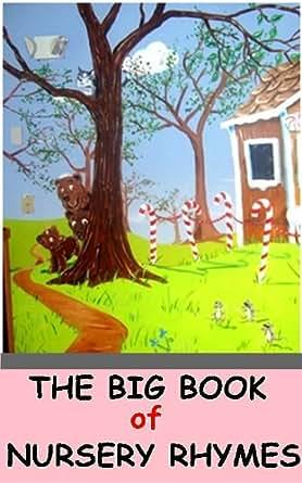 The Big Book of NURSERY RHYMES (Children Bedtime Stories ...