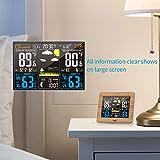 FanJu FJ3365W Wireless Weather Station Color
