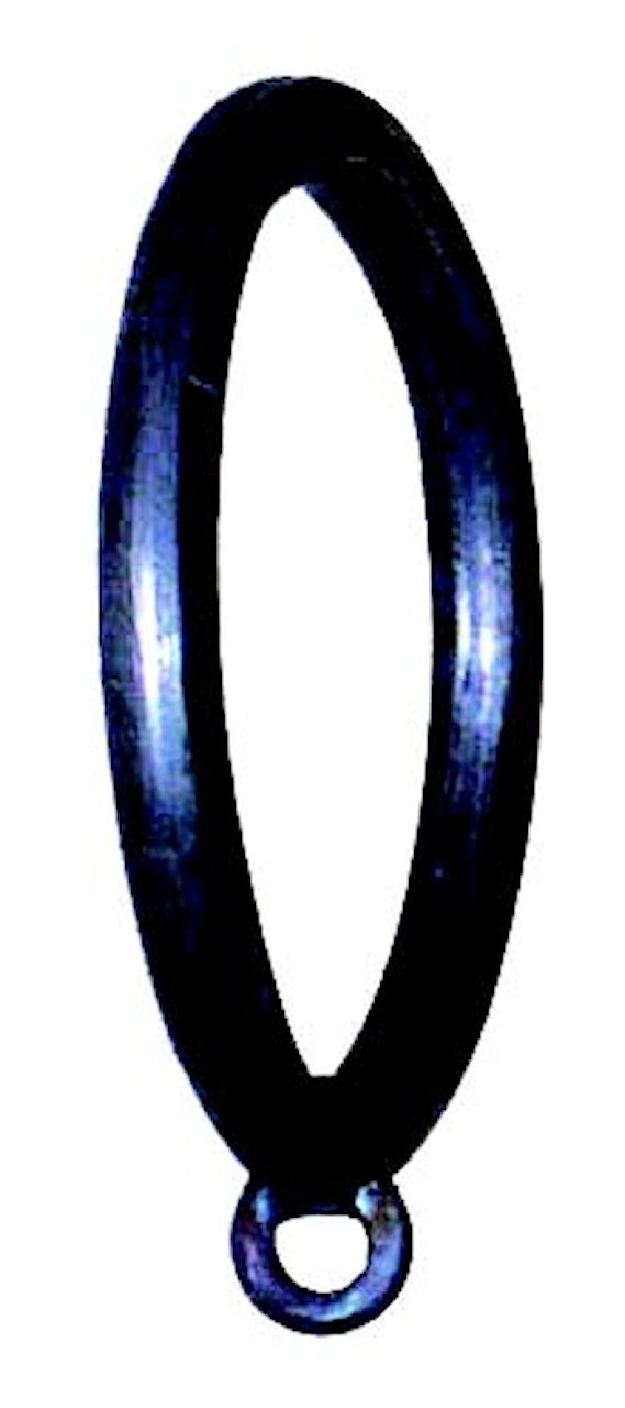 Curtain Ring w 0.25 in. Tab, 1.5 in 205770-OG-69929-O-281357-OG-142732-O-758764