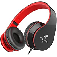 AILIHEN I60 On Ear Headphones with Microphone for...