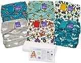 Bambino Mio miosolo cloth diaper set, mixed