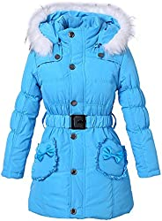 Richie House Girls' Padding Winter Jacket Size 4-10 Rh