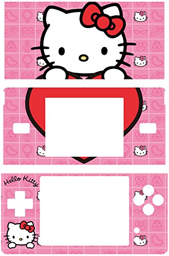 - Hello kitty CAT VINYL SKIN STICKER #10 for NINTENDO DS LITE