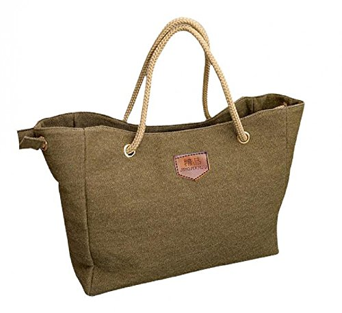Inception Main Pro Fille Cadeau Rough Femme Canvas Sac Idée À Brun Infinite qAgwrq