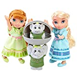 Disney Frozen Petite Surprise Trolls Gift Set