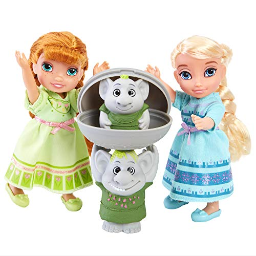 Disney Frozen Petite Surprise Trolls Gift Set ()
