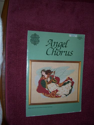 Angel Chorus Counted Cross Stitch Chart