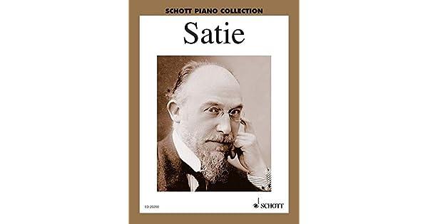 SATIE SCHOTT PIANO COLLECTION Ohmen