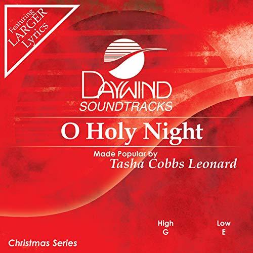 O Holy Night [Accompaniment/Performance Track]