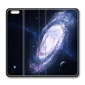DIY Universe Leather Case for Iphone 6 Diffuse Nebula