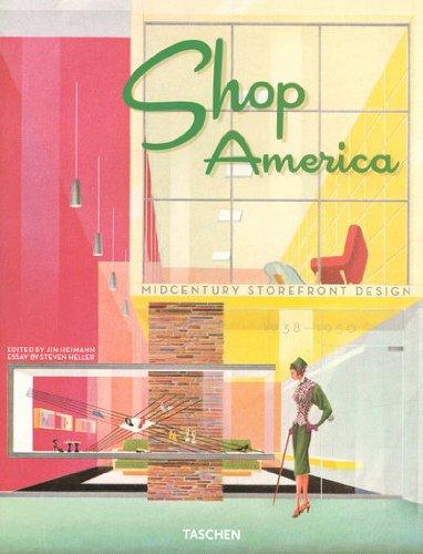 Shop Windows America: Midcentury Storefront Design 1938-1950