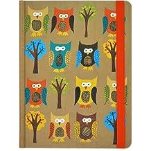 Owls Journal (Notebook, Diary)