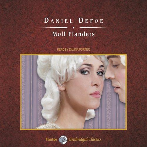 Bargain Audio Book - Moll Flanders