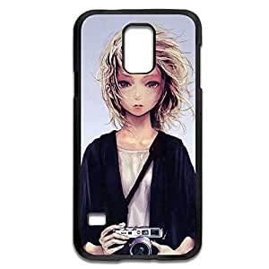 Samsung Galaxy S5 Cases Camera Design Hard Back Cover Proctector Desgined By RRG2G