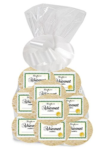 Achievement 24Pack Freshly Baked Individually Wrapped Party Favor Sugar Cookies