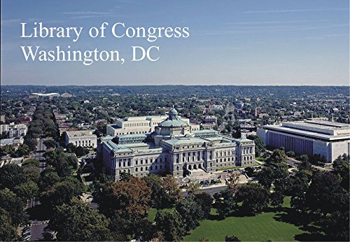 Library Of Congress Dc - Library of Congress, United States Congress, Washington DC, Magnet 2 x 3 Fridge Magnet