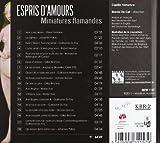 Espris D'Amours: Flemish Miniatures