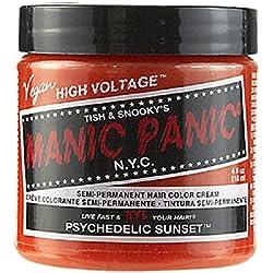 Manic Panic Semi-Permanent Color Cream Psychedelic Sunset 4oz