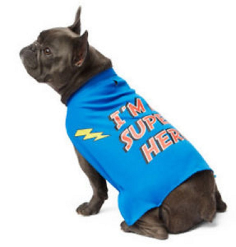 Dog's Super Hero Cape Size X-Small by Pet Halloween