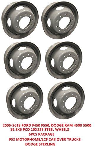 dually wheels 5500 - 7