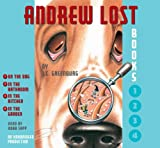 img - for Andrew Lost: Books 1-4: #1: Andrew Lost on the Dog; #2: Andrew Lost in the Bathroom; #3: Andrew Lost in the Kitchen; #4: Andrew Lost in the Garden book / textbook / text book