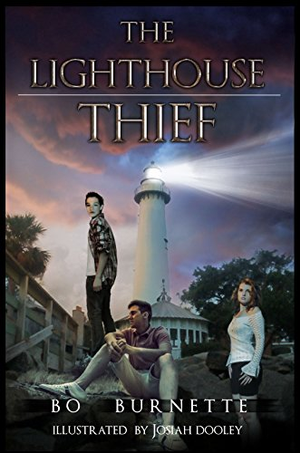 The Lighthouse Thief by [Burnette, Bo]