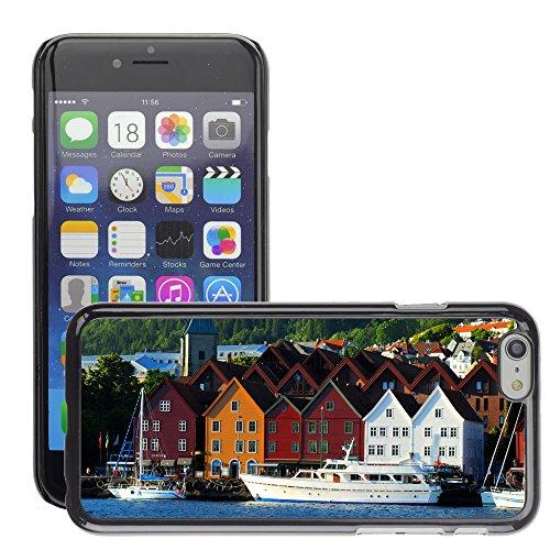 "Premio Sottile Slim Cassa Custodia Case Cover Shell // V00002619 Bergen Norvège // Apple iPhone 6 6S 6G 4.7"""