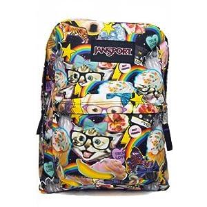 Backpack, T5011U2, COLOR Multi Hairball