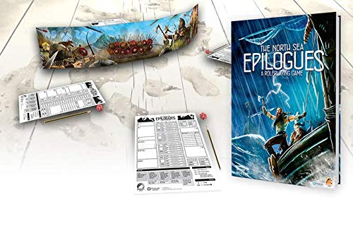 Renegade Game Studios The North Sea Epilogues RPG