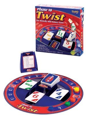 Phase 10 Twist Fundex Games 2580