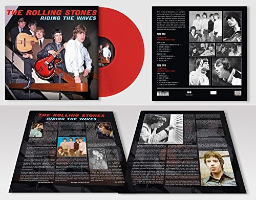 Riding The Waves ( Limited Edition Red Vinyl) [VINYL]