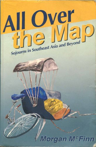 Book: All Over the Map by Morgan McFinn