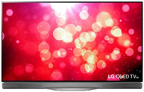 LG Electronics OLED55E7P 55-Inch 4K Ultra HD Smart OLED TV 2017 (Large Image)